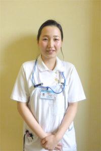 小林美砂(看護師)2016年入職